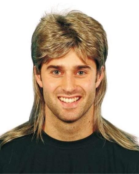 80-tals frisyr