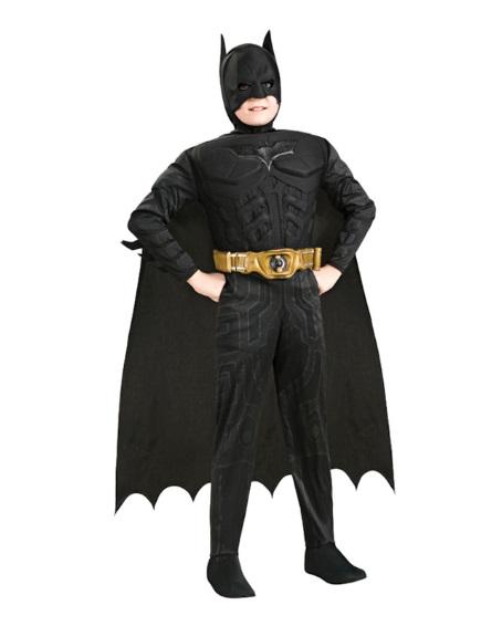 Batmandräkt barn