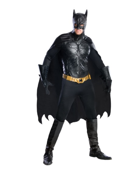 Batmandräkt herr
