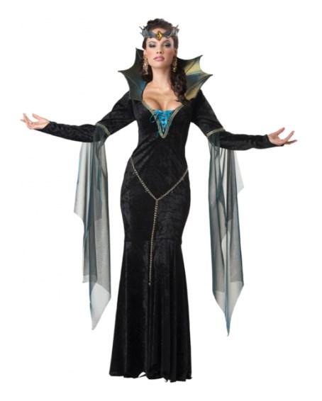 Halloween kostym dam
