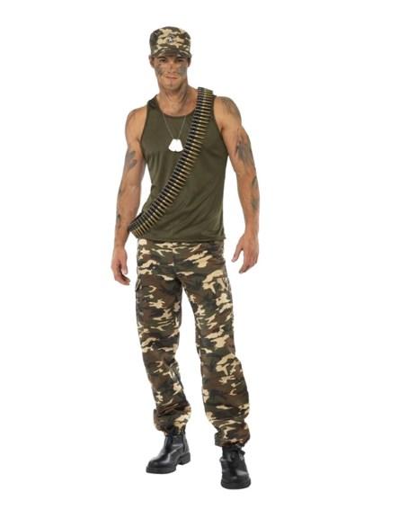 Militärkläder herr