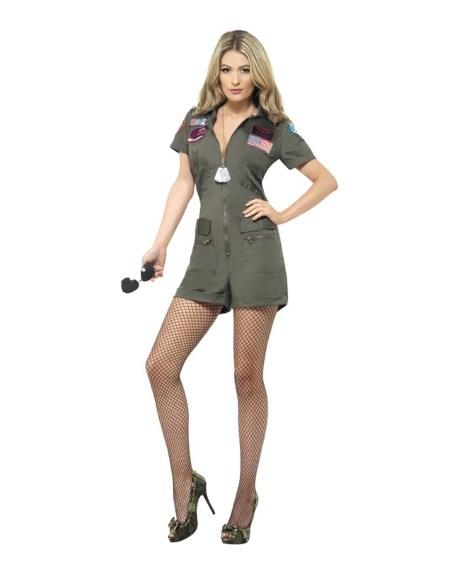 Militärkläder dam