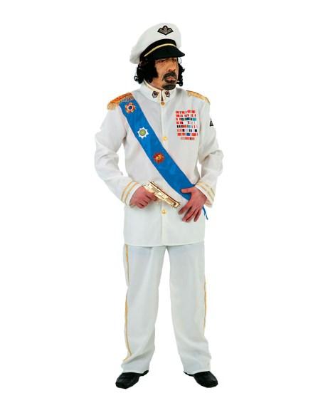 Militärkläder diktator