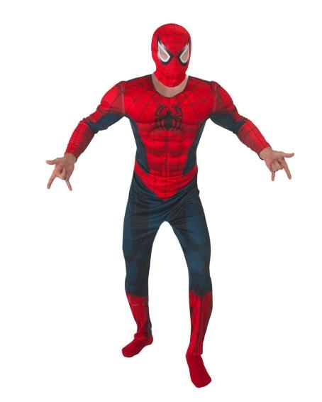 Spiderman maskeraddräkt