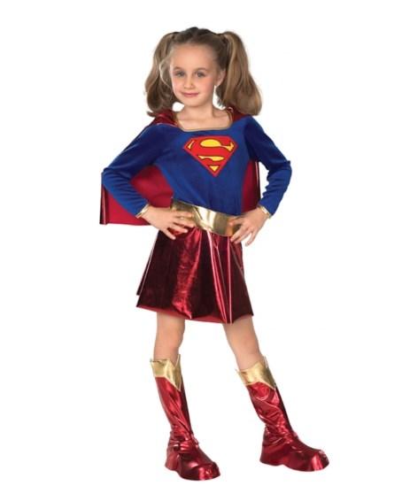 Superhjältedräkt barn